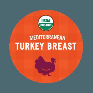 USDA Organic Mediterranean Turkey Breast