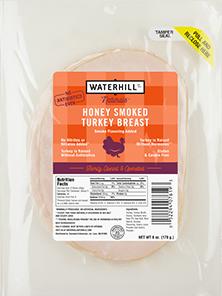 Naturals Honey Smoked Turkey Breast
