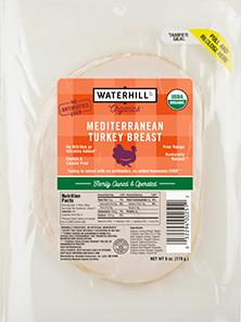 Organic Mediterranean Turkey Breast