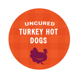 Uncured Turkey Hot Dogs