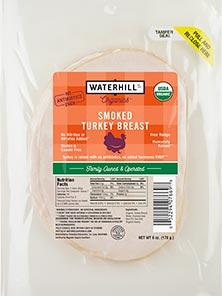 Organic Smoked Turkey Breast